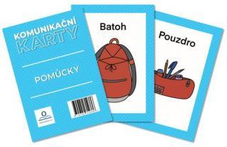 Komunikační karty Pomůcky - Staněk Martin [Karty]